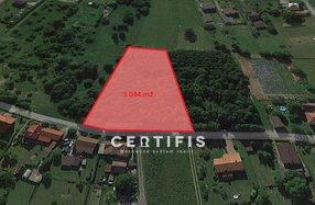 Prodej, Pozemek pro bydlení, 5 044 m², Dětmarovice