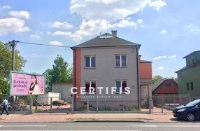 Prodej, komerční objekt + hala, ul.Frýdecká, Ostrava