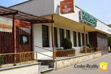 Prodej, Restaurace,  800 m², Ev.č.: 00131