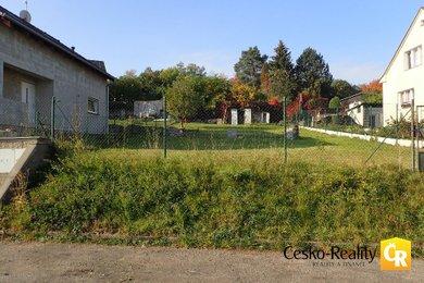 Prodej, Pozemky pro bydlení, 404m² - Týnec nad Sázavou - Podělusy, Ev.č.: 00138