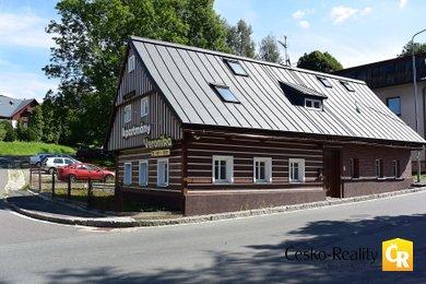 Pronájem, Ubytování, 4 byty, 300 m² - Rokytnice nad Jizerou - Horní Rokytnice, Ev.č.: 00153