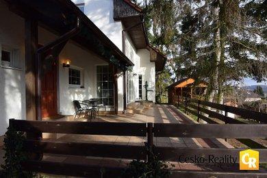 Prodej, Rodinné domy, 247 m² - 3+1+jídelna+terasa, garáž s dílnou, altán s terasou, bazén, Ev.č.: 00169