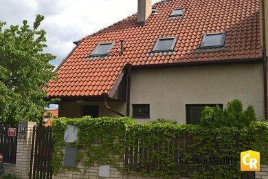 Pronájem, Rodinné domy, 282m² - Praha - Malešice, Ev.č.: 00175