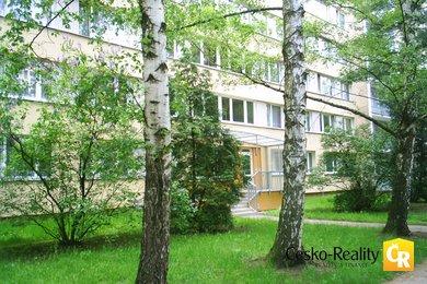 Bezbariérový byt 3+1+předsíň+komora+lodžie, 63 m², Ev.č.: 00053