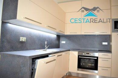 Pronájem bytu 2+kk, 48m² - Brno - Trnitá, Ev.č.: 00492