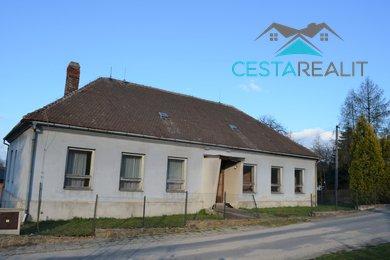 Prodej, Rodinné domy, 1 618m² Hrbov, Ev.č.: 00553