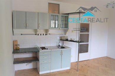 Prodej, Byty 1+kk, 28 m² - Brno - Veveří, Ev.č.: 00571