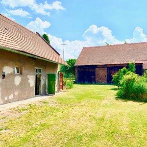 Prodej, Zemědělská usedlost, 115m²  + pozemky 7914m² - Úhřetice