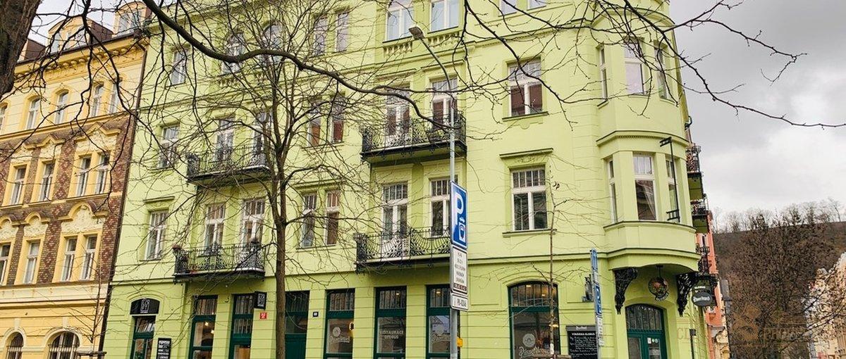 Prodej, Restaurace, 385 m² - Praha, Karlín