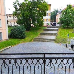 Pronájem, Byty 2+kk, 70m², balkon, terasa, centrum Chrudimi, Žižkovo náměstí