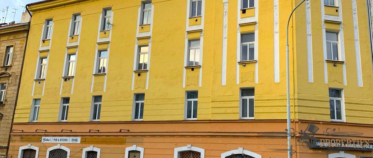 Nabízíme, prodej, bytu 1+kk, Praha - Vysočany