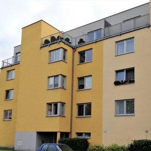 nabízí, pronájem, byty 1+kk Jozefa Gabčíka 364, Pardubice - Trnová