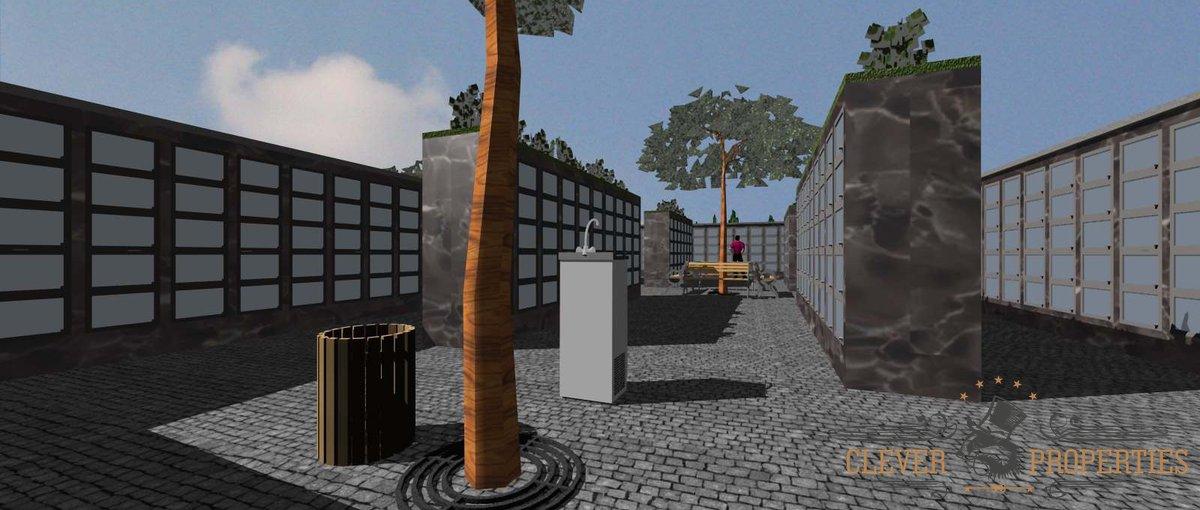 Prodej, Urnový Háj s kapacitou 1375 míst v Kolíně