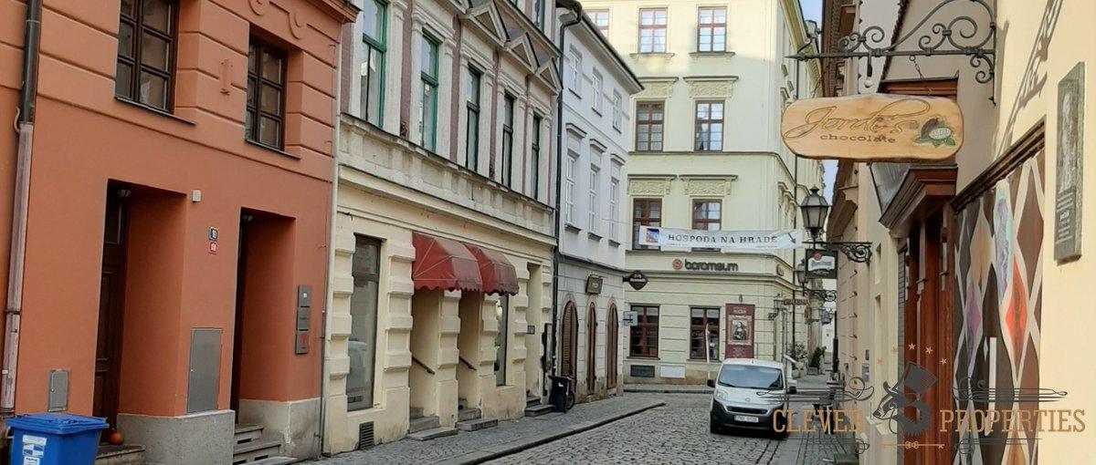 Pronájem, byty 1+kk, Špitálská, Hradec Králové