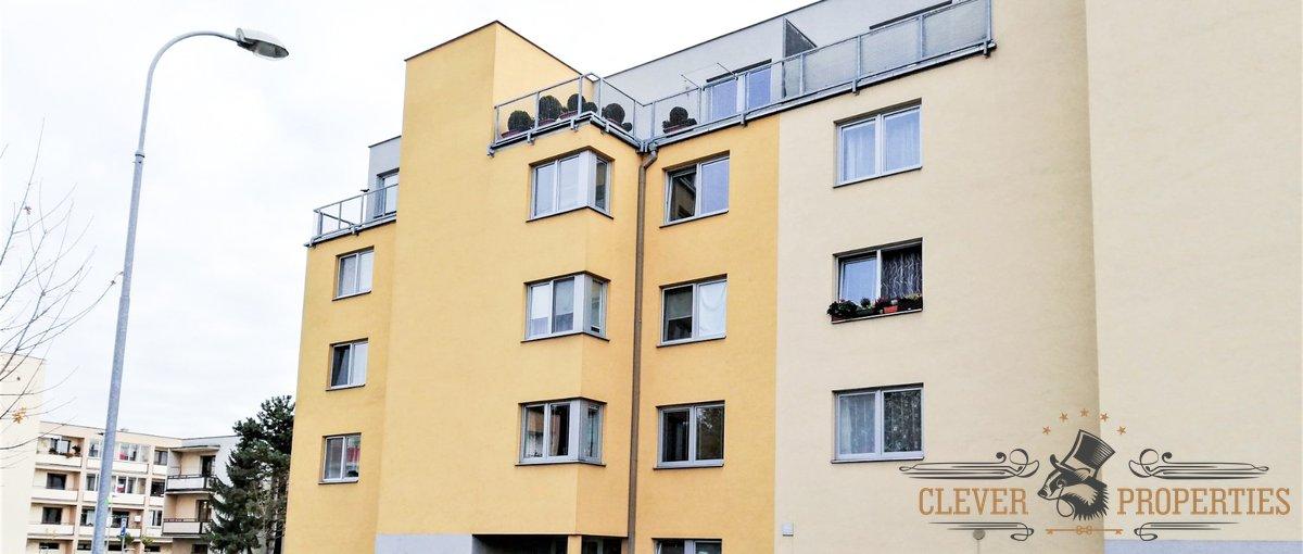 Pronájem bytu 1+kk Jozefa Gabčíka, Pardubice - Trnová