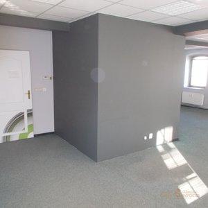 Pronájem, Kanceláře, 53 m² - Hronov