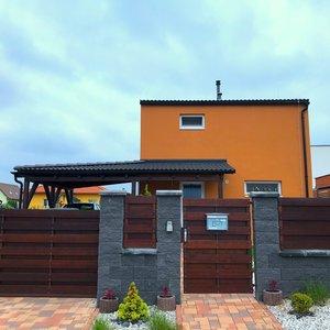 Exklusivně nabízíme pronájem rodinného domu 4KK s nízkými náklady na bydlení v obci Bašť