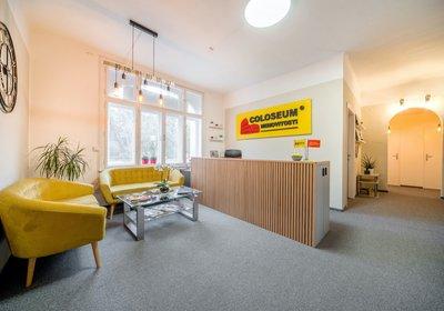 Realitní kancelář - pobočka BRNO, Květná