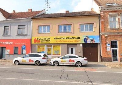 Realitní kancelář - pobočka BŘECLAV