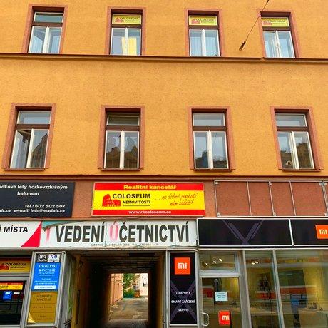 Realitní kancelář - pobočka BRNO, Lidická