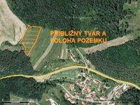 Prodej pozemku v lokalitě Šebrov-Kateřina, okres Blansko - obrázek č. 2