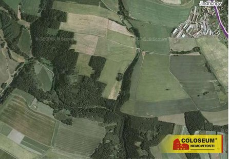 Prodej pozemku v lokalitě Jindřichov, okres Přerov - obrázek č. 1