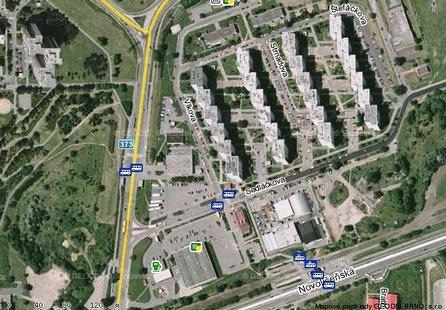 Pronájem bytu v lokalitě Brno, okres Brno - obrázek č. 1