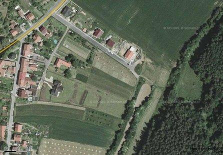 Prodej pozemku v lokalitě Lhota Rapotina, okres Blansko - obrázek č. 1