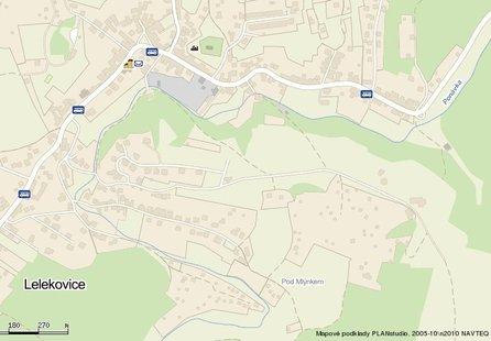 Prodej pozemku v lokalitě Lelekovice, okres Brno-venkov - obrázek č. 1