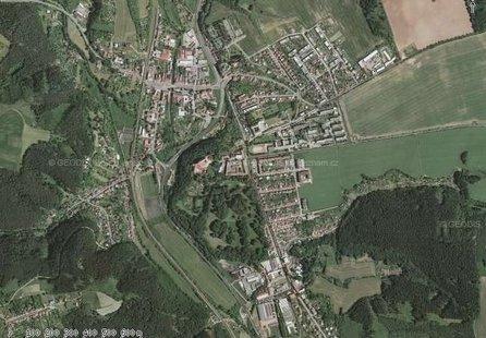 Pronájem bytu v lokalitě Letovice, okres Blansko - obrázek č. 1