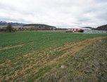 Lelekovice, komerční pozemek 4 639 m2, šíře 21 m, příjezd - pozemek - Pozemky Brno-venkov