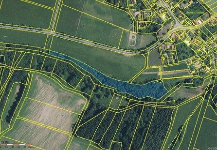 Prodej pozemku v lokalitě Brodek u Konice, okres Prostějov - obrázek č. 1