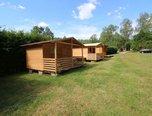 Lančov, rekreační areál, pozemek 4.590m2, restaurace, chatky, mobilheim  - komerce - Komerční Znojmo