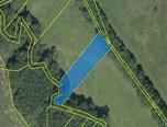 Račice, trvalý travní porost, vodní plocha, 1 784 m2 – pozemek - Pozemky Vyškov