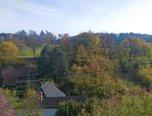 Lhota u Olešnice, stavební pozemek 373 m2, projekt domu - pozemek - Pozemky Blansko