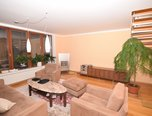 Brno – Střed, pronájem bytu 3+kk, OV 108m² – byt, terasa - Byty Brno