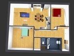 Klobouky u Brna, byt 3 + kk, 100 m2, ve stadiu výstavby - byt - Byty Břeclav
