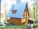 Mokrá-Horákov, chata 4+kk, na polosamotě, les, rybník, dílna, sklep, příjezd - chata - Domy Brno-venkov