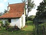 Tvarožná, zahrada 1587 m2, vinice, rekreační chatka, oploceno - zahrada - Pozemky Brno-venkov