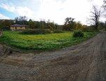 Rebešovice, zahrada 1036 m2, šíře 30 m, sítě v dosahu, příjezd - pozemek - Pozemky Brno-venkov