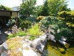 Břeclav, budova - chata 2+1, 1050 m2, zahrada, bazén, skleník – chata - Domy Břeclav