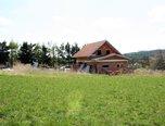 Šubířov, RD 4+kk, hrubá stavba, garáž – rodinný dům - Domy Prostějov