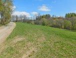 Dolní Moravice, pozemek 4269 m2, sítě v dosahu, příjezd - pozemek - Pozemky Bruntál