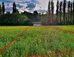 Lomnička, orná půda, 944m² - pozemek - Pozemky Brno-venkov