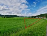 Lomnička, orná půda, 3 493m² - pozemek - Pozemky Brno-venkov