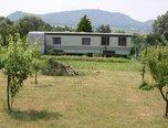 Strachotín, zahrada k rekreaci 1876 m2, mobilheim, elektřina, studna - zahrada - Pozemky Břeclav