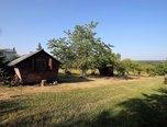 Moravský Krumlov, zahrada  1.172 m2, projekt na výstavbu chaty – zahrada - Pozemky Znojmo