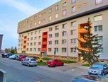 Brno-Kohoutovice, byt OV 1+1, 33m², balkon, zateplený dům, sklepní kóje - byt - Byty Brno