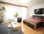 Brno - město, OV 1+kk, 42m2, nízké náklady, vestavěné spotřebiče, balkon  - byt - Byty Brno
