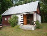 Tvarožná Lhota, Chata 5+1, garáž, elektřina - CHATA - Domy Hodonín